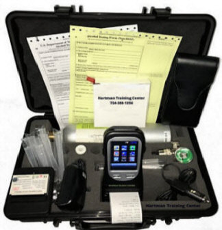 EVIDENTIAL BREATH TESTERS, the Jupiter is a splendid easy to use EBT